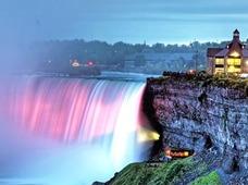 Ниагарский водопад (Канада)