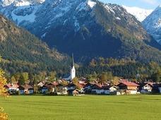Баварская Швабия