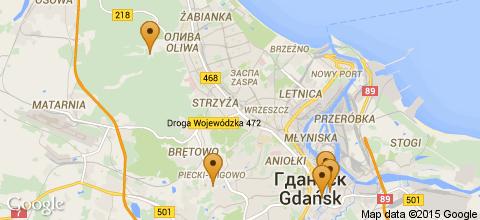 Отели Гданьска
