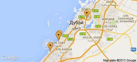 Отели Дубая