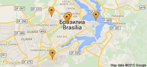Отели Бразилиа