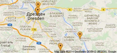 Отели Дрездена
